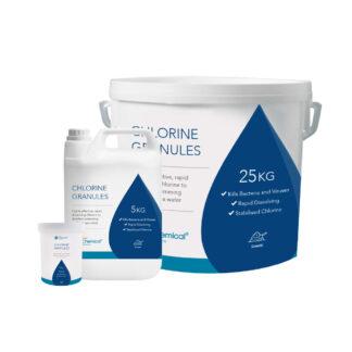 Chlorine-Grans