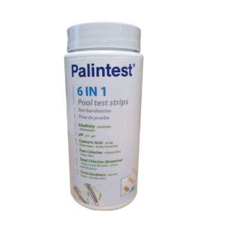Palintest 6 in 1